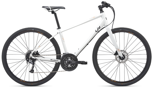Liv Bicycles 2019 Alight 3 Hybrid Sport Bike
