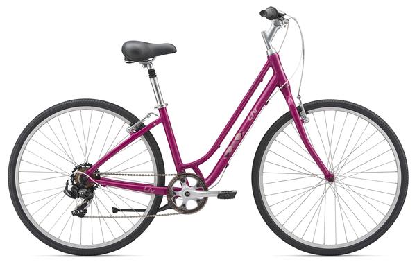 Liv Bicycles 2019 Flourish 4 Comfort Bike