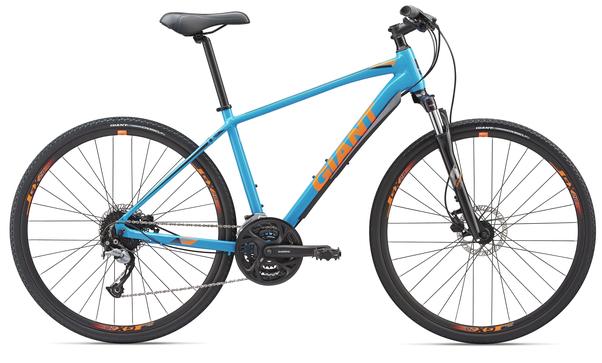 Giant Bicycles 2019 Roam 2 Disc Adventure Bike