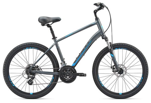 Giant Bicycles 2019 Sedona DX Comfort Bike