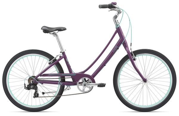 Liv Bicycles 2019 Suede 2 comfort bike