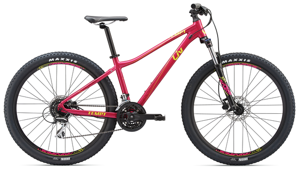 Liv Bicycles 2019 Tempt 3 Off Road Mountain Bike